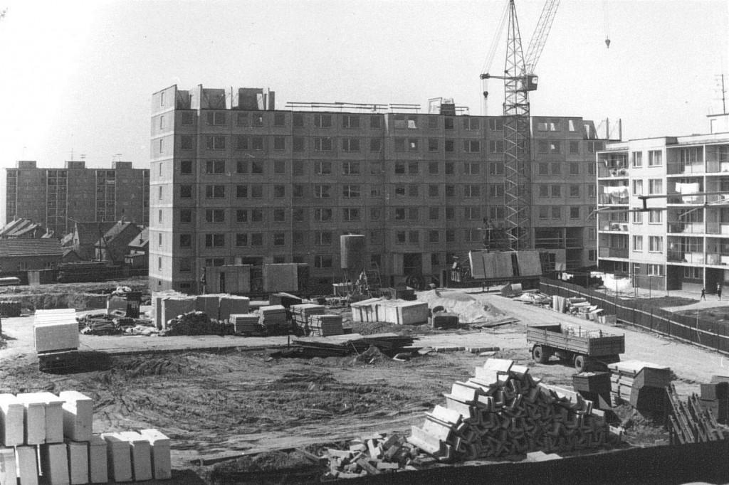 Výstavba Jižního města