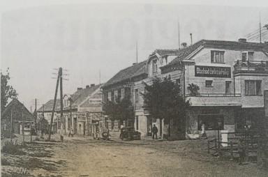 Strachodovská ulice